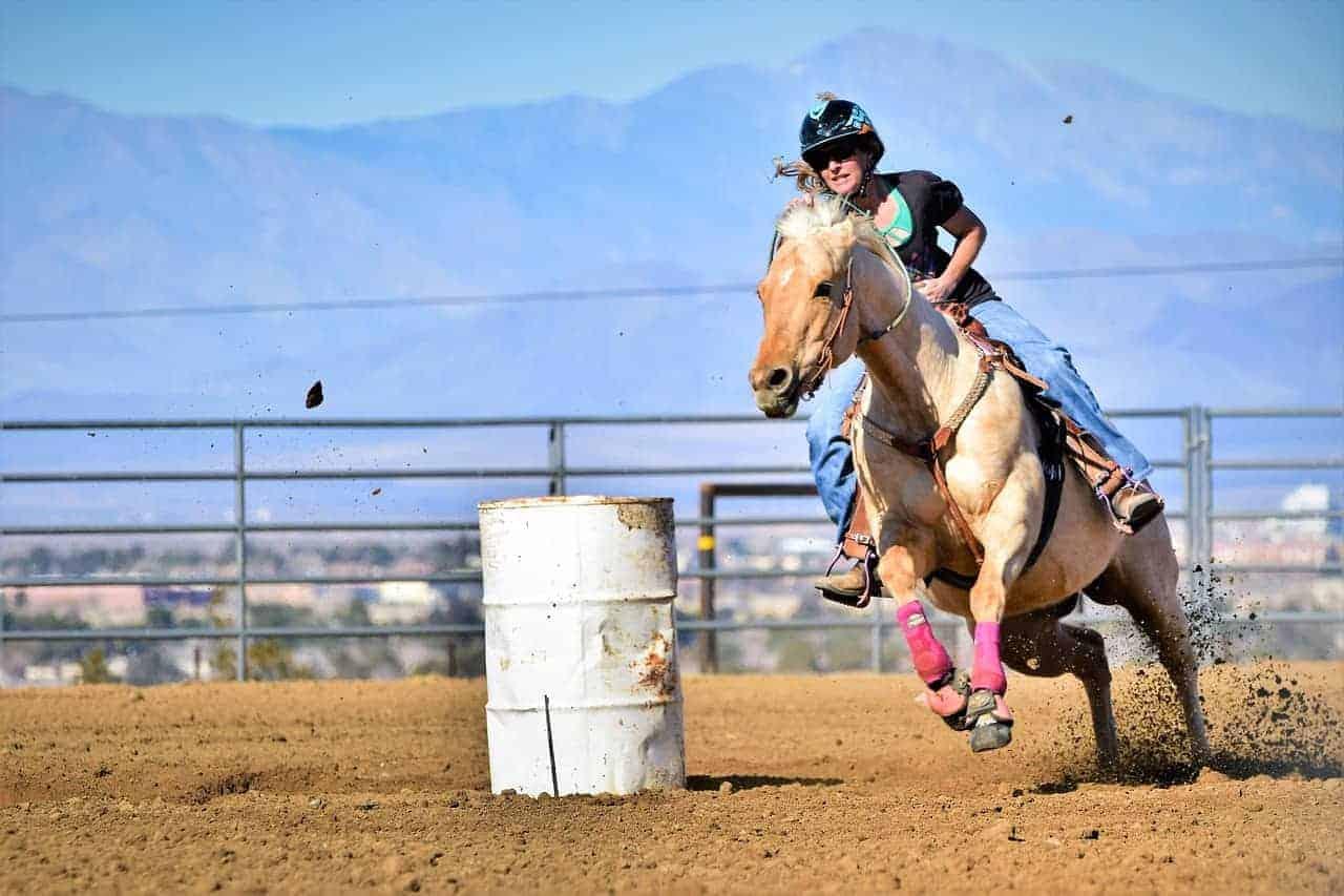 best barrel saddle