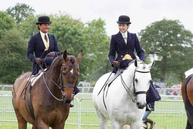 How to Ride Side Saddle