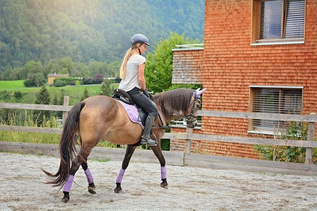 Ride Side Saddle